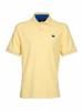 high quality yellow polo shirt