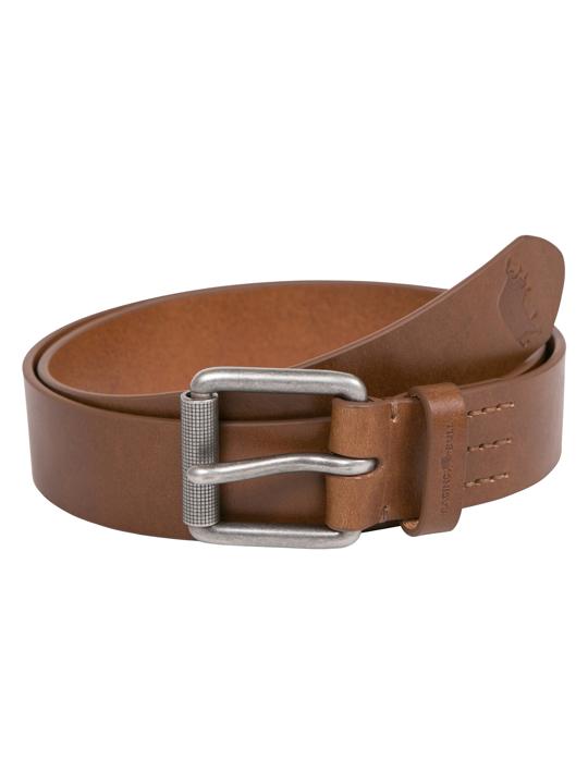 Raging Bull - Leather Belt- Chocolate