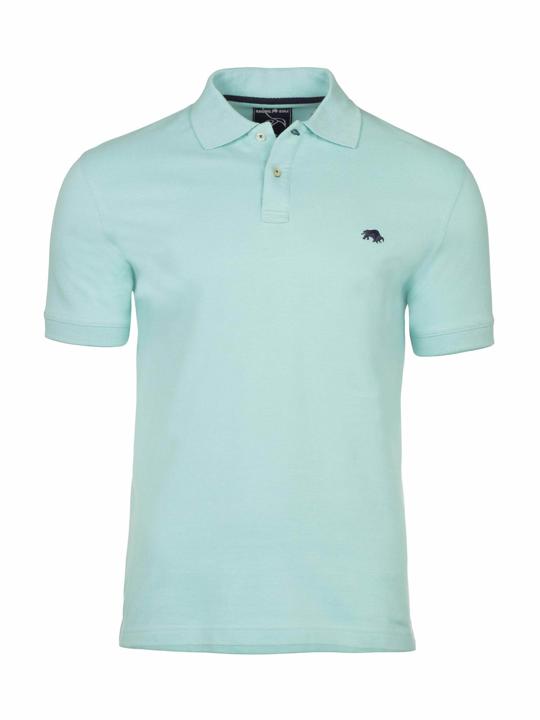 high quality mint polo shirt