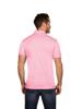 Raging Bull Slim Fit Plain Polo - Pink