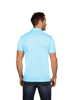 Raging Bull Slim Fit Plain Polo - Sky Blue