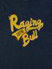 Raging Bull Kids - Raging Bull Tee - Navy