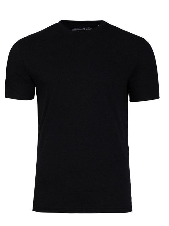 High quality black t-shirt