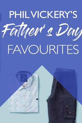 Phil Vickery's Father's Day Favourites