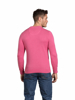 Raging Bull Big & Tall - Crew Neck Cotton/Cashmere Knit - Pink