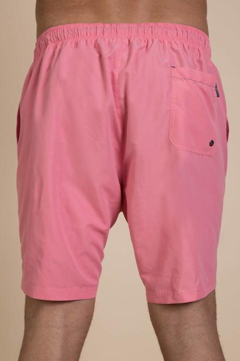 Raging Bull - Signature Swim Shorts - Vivid Pink