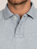 Raging Bull Big & Tall - Signature Jersey Polo - Grey