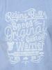 Raging Bull Big & Tall Warrior Tee - Mid Blue