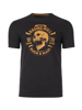 Raging Bull Skull T-Shirt - Black