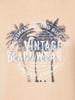 Raging Bull Big & Tall Palm Beach Tee - Orange