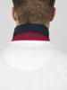 Raging Bull Cut & Sew Pique Polo - White