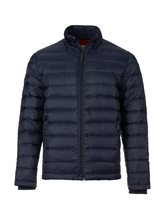 Raging Bull - Big & Tall Lightweight Puffer Jacket - Navy