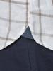 Raging Bull Short Sleeve Window Pane Shirt - White