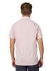 Raging Bull Big & Tall Short Sleeve Gingham Dobby Shirt - Pink