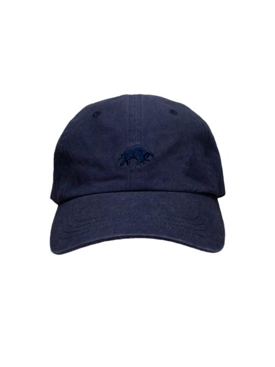 Raging Bull - Washed Baseball Cap - Denim