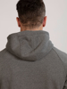 Raging Bull Raglan Pullover Hoody - Dark Grey