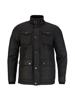 Raging Bull Wax Field Jacket - Black