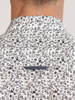 Raging Bull Big & Tall Long Sleeve Floral Print Poplin Shirt - White