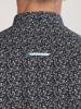 Raging Bull Big & Tall Long Sleeve Floral Print Poplin Shirt - Navy