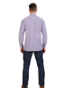 Raging Bull Big & Tall Long Sleeve Multi Gingham Shirt - Purple