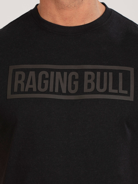 Raging Bull T-Shirt in black