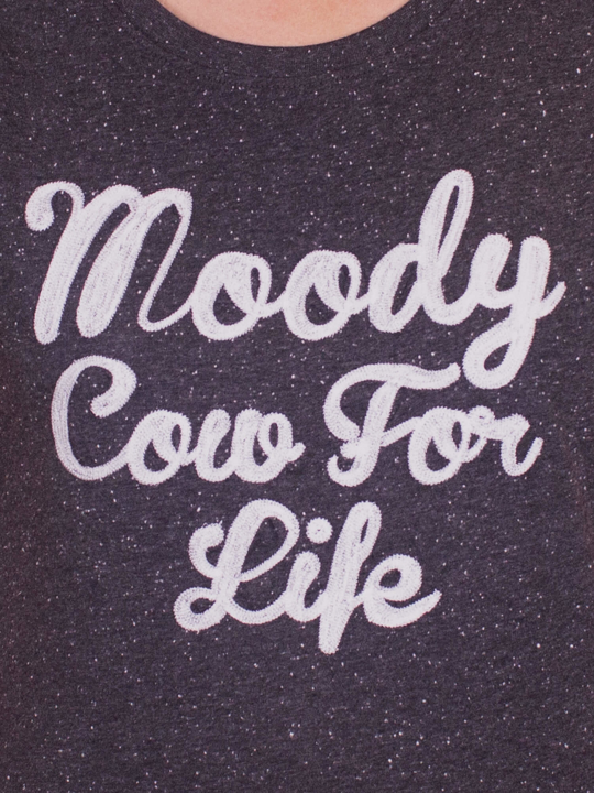 Raging Bull - Moody Cow For Life - Charcoal