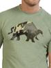 Raging Bull Camo Bull T-Shirt - Green