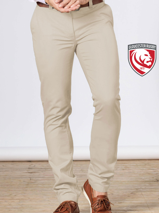 Raging Bull - Signature Chinos - Beige
