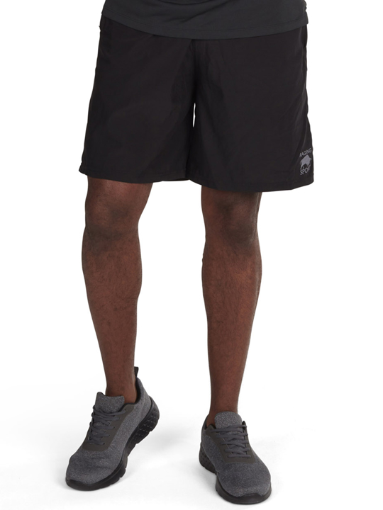 Raging Bull Big & Tall Performance Short 8 inch - Black