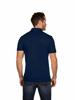 Raging Bull Slim Fit Organic Polo Shirt - Navy