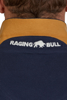 Raging Bull Pique Cut & Sew Polo - Navy