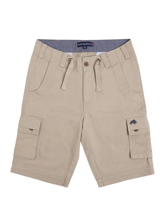 Raging Bull Cargo Shorts - Tan