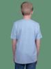 Raging Bull Skull T-Shirt - Sky Blue