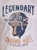 Raging Bull Legendary T-Shirt - Oatmeal