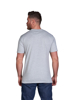 Raging Bull Big & Tall Off Road T-Shirt - Grey Marl