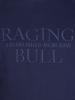 Raging Bull Raglan Sleeve Pullover Hoodie - Navy