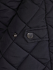 Raging Bull Quilted Field Jacket - Black