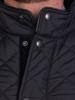 Raging Bull Big & Tall Quilted Field Jacket - Black