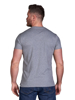 Raging Bull Heritage T-Shirt - Grey Marl