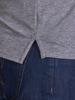 Raging Bull Big & Tall Heritage T-Shirt - Grey Marl