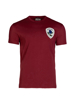 high quality crested red t-shirt
