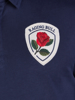 Raging Bull Big & Tall Long Sleeve Heritage Rugby - Navy