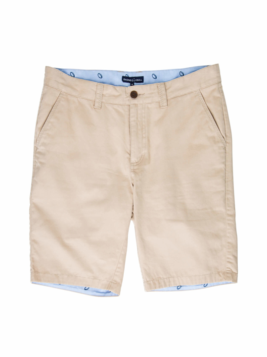 Raging Bull - Classic Chino Short - Tan