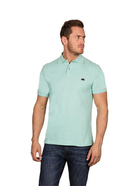Raging Bull - Signature Polo Shirt - Mint
