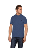 Raging Bull Slim Fit Plain Polo - Denim