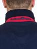Raging Bull Jersey Crest Polo - Navy