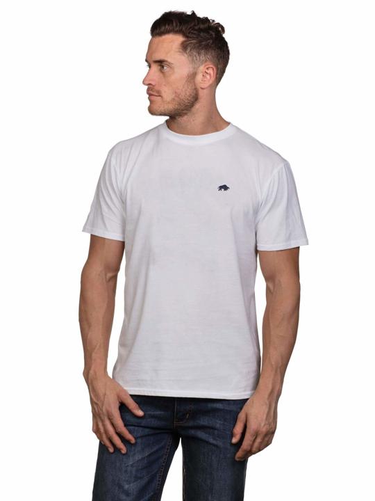 Raging Bull - Signature T-Shirt - White