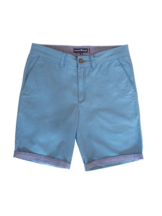 Raging Bull - Classic Chino Short - Mid Blue