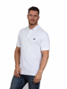 Raging Bull Signature Polo Shirt – White