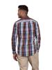 Raging Bull Large Check Shirt - Multi-Colour